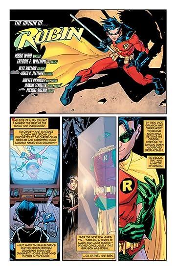 The Origin of Robin