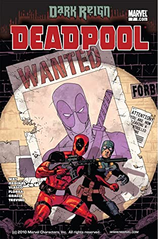 Deadpool (2008-2012) No.7