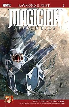 Magician: Apprentice Riftwar Saga #3 (of 17)