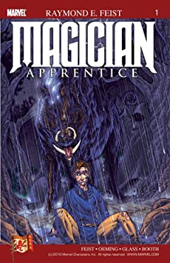 Magician: Apprentice Riftwar Saga #1 (of 17)