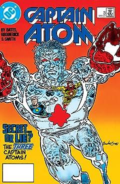 Captain Atom (1986-1991) No.3