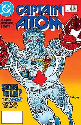 Captain Atom (1986-1991) No.3