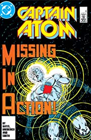 Captain Atom (1986-1991) No.4