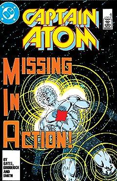 Captain Atom (1986-1991) No.4