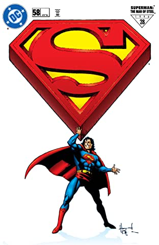 Superman: The Man of Steel (1991-2003) #58