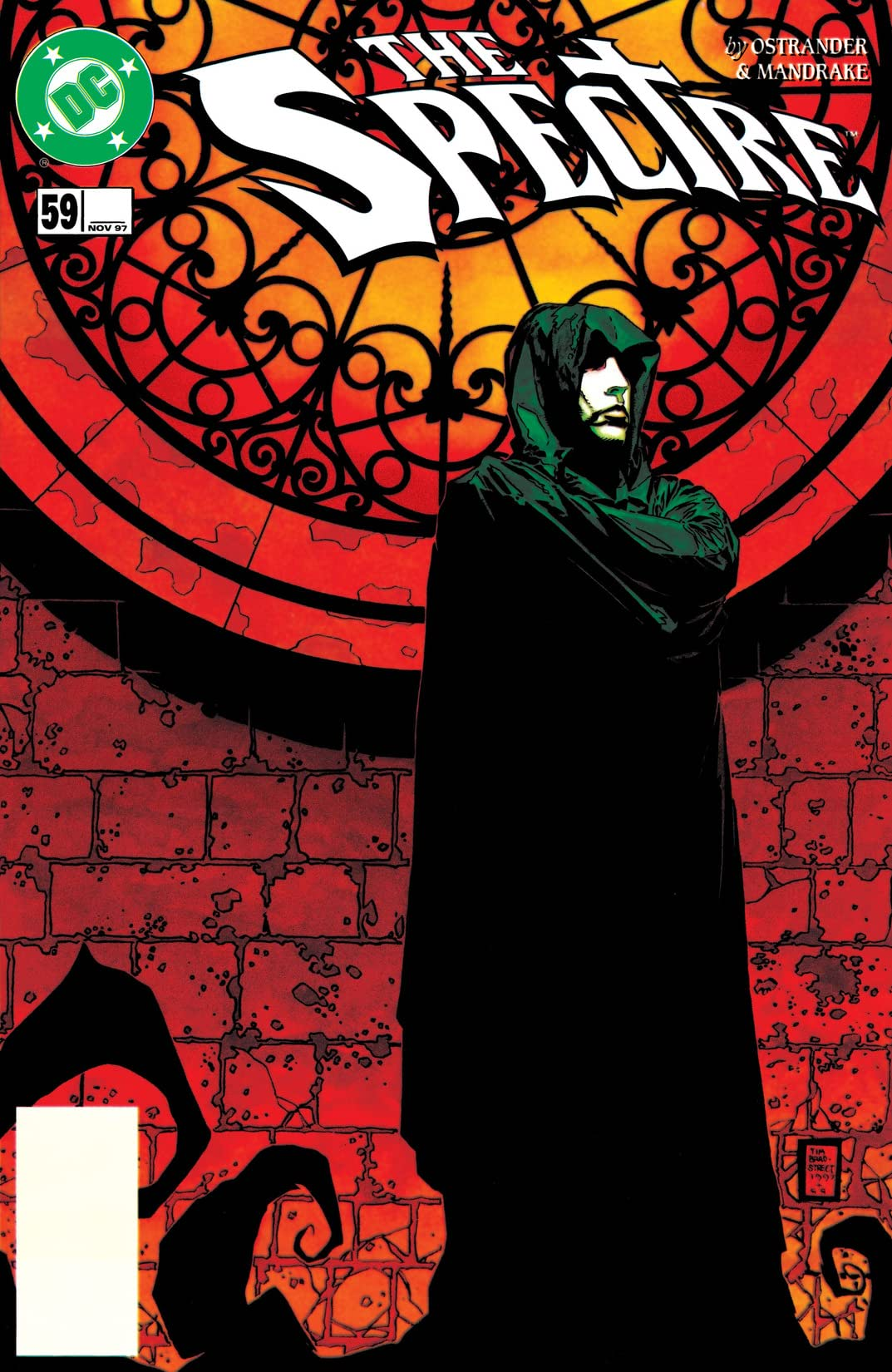 The Spectre (1992-1998) #59