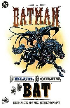 Batman: The Blue, the Grey and the Bat (1992) No.1