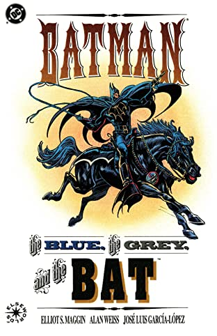Batman: The Blue, the Grey and the Bat (1992) No.1