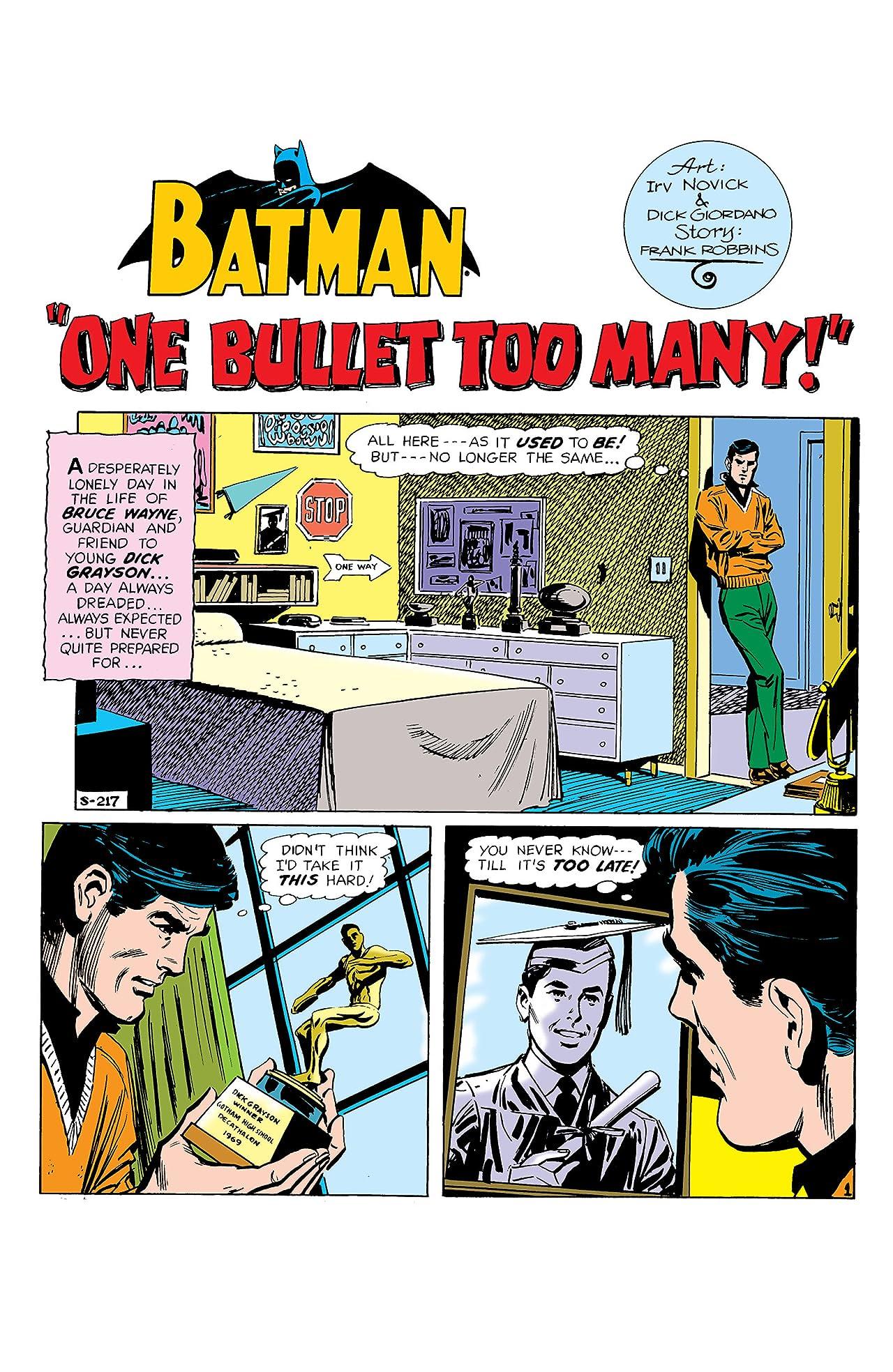 Batman (1940-2011) #217