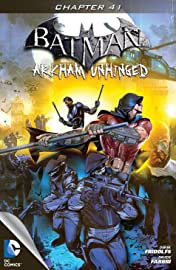 Batman: Arkham Unhinged #41