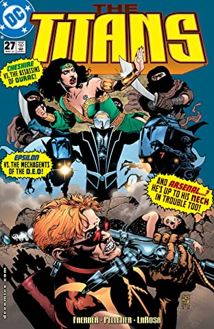 The Titans (1999-2003) #27