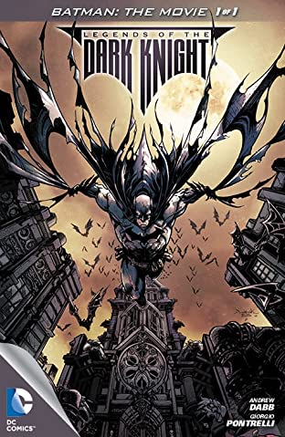 Legends of the Dark Knight (2012-2015) #14