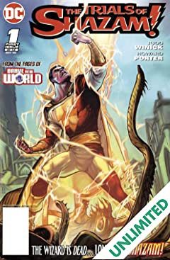 Trials of Shazam (2006-2008) #1