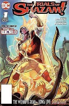 Trials of Shazam (2006-2008) #1