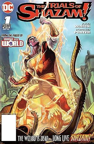 Trials of Shazam (2006-2008) No.1