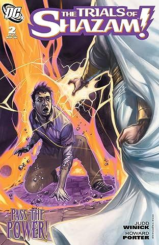 Trials of Shazam (2006-2008) No.2