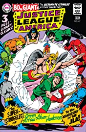 Justice League of America (1960-1987) #67