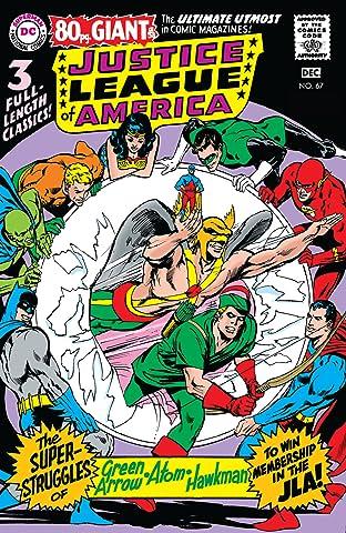 Justice League of America (1960-1987) #67