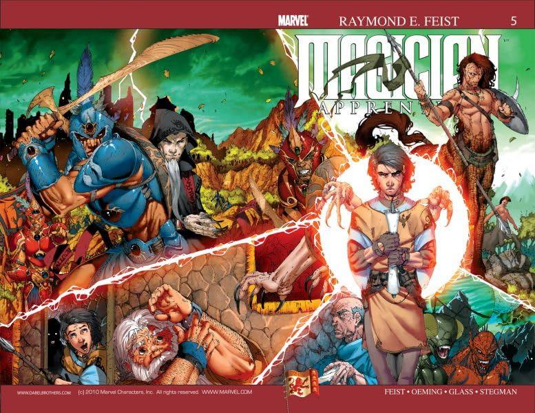 Magician: Apprentice Riftwar Saga #5 (of 17)