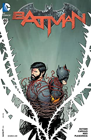 Batman (2011-) #46