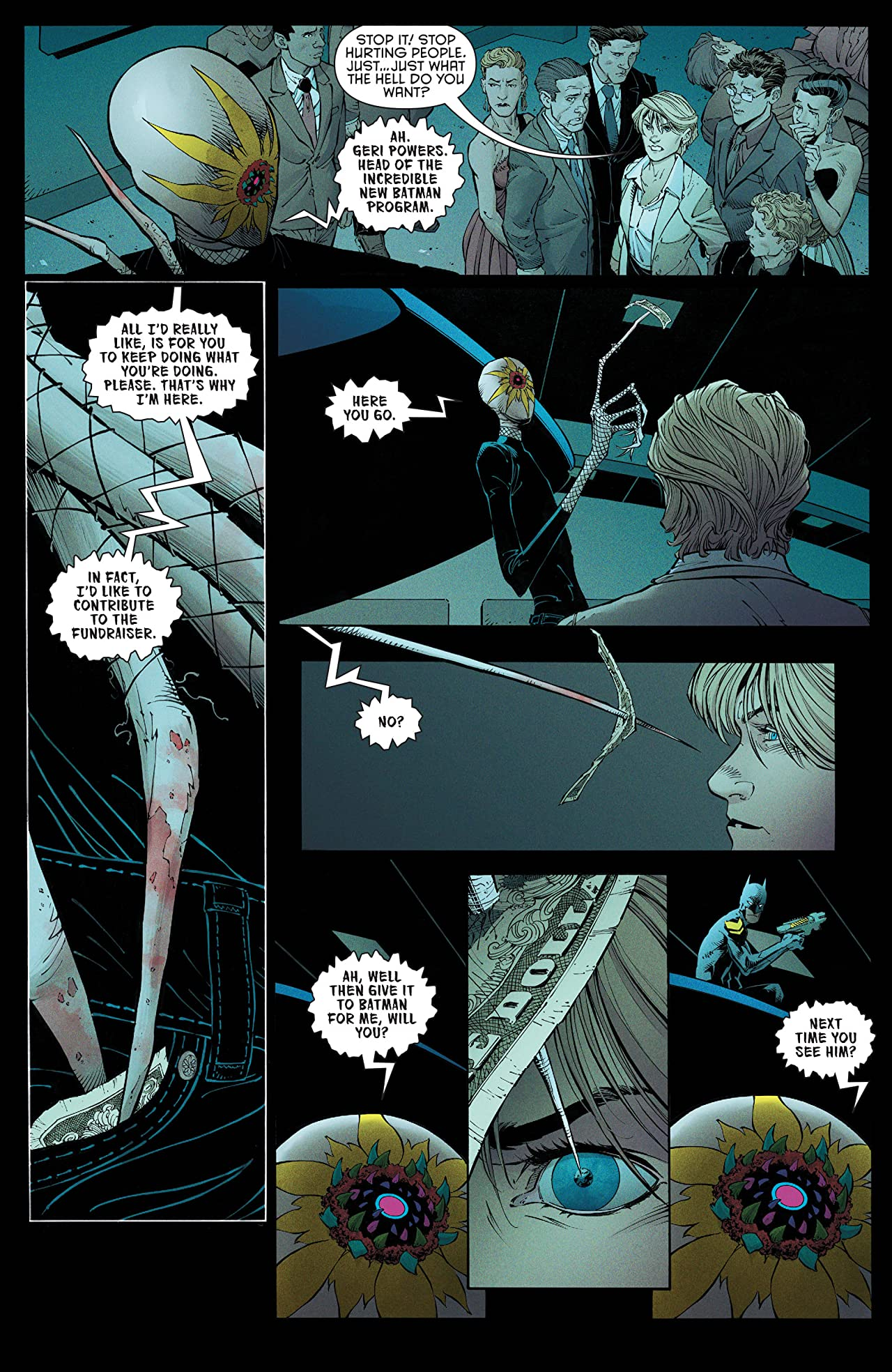 Batman (2011-2016) #46