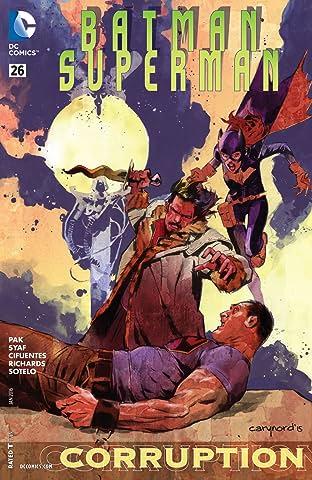 Batman/Superman (2013-) #26