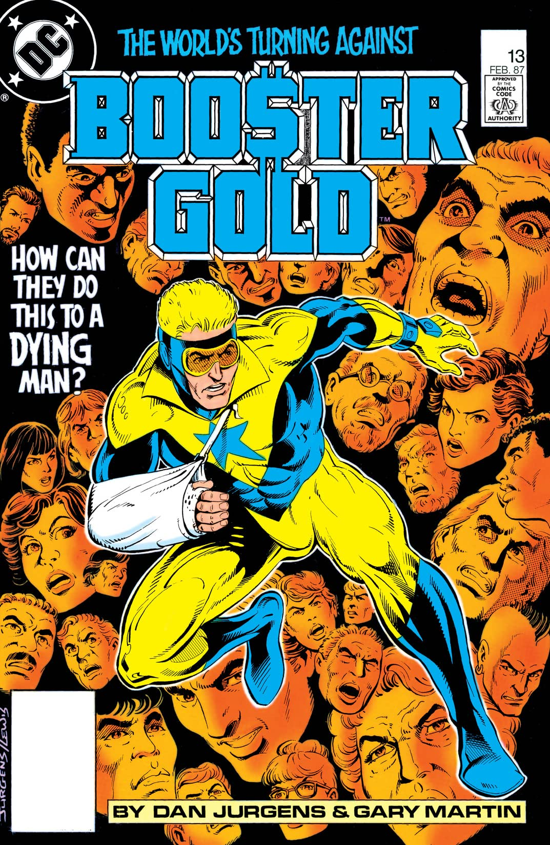 Booster Gold (1986-1988) #13