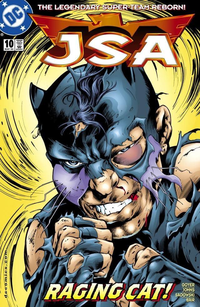 JSA (1999-2006) #10