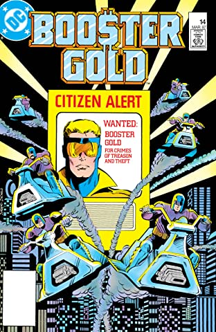 Booster Gold (1986-1988) #14