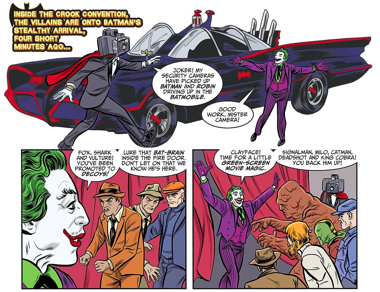 Batman '66 #73