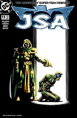 JSA (1999-2006) #11