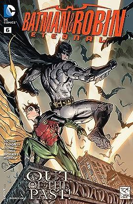 Batman & Robin Eternal (2015-2016) #6