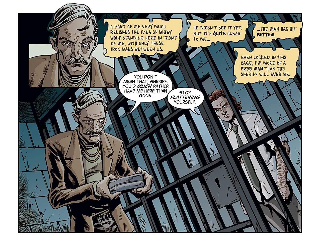 Fables: The Wolf Among Us #48