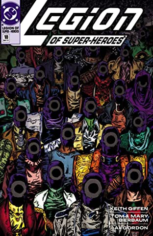 Legion of Super-Heroes (1989-2000) #18