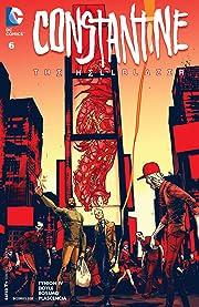 Constantine: The Hellblazer (2015-2016) #6