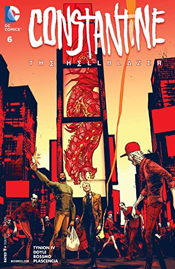 Constantine: The Hellblazer (2015-2016) #6