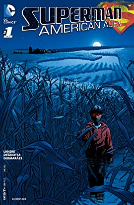 Superman: American Alien (2015-2016) #1