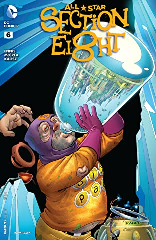 All-Star Section Eight (2015) No.6