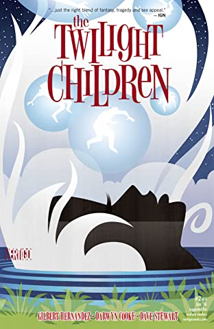 The Twilight Children (2015-2016) #2