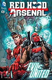 Red Hood/Arsenal (2015-2016) #6