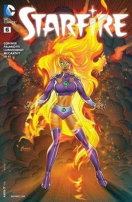 Starfire (2015-2016) #6