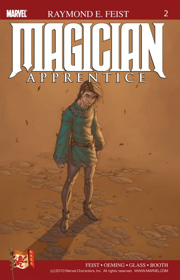 Magician: Apprentice Riftwar Saga #2 (of 17)
