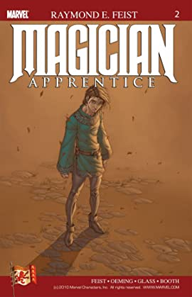 Magician: Apprentice Riftwar Saga #2 (of 17)