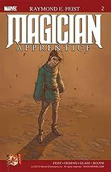 Magician: Apprentice Riftwar Saga #2