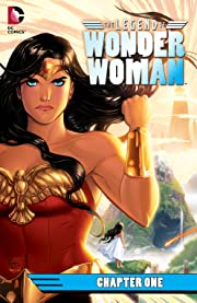 The Legend of Wonder Woman (2015-2016) #1