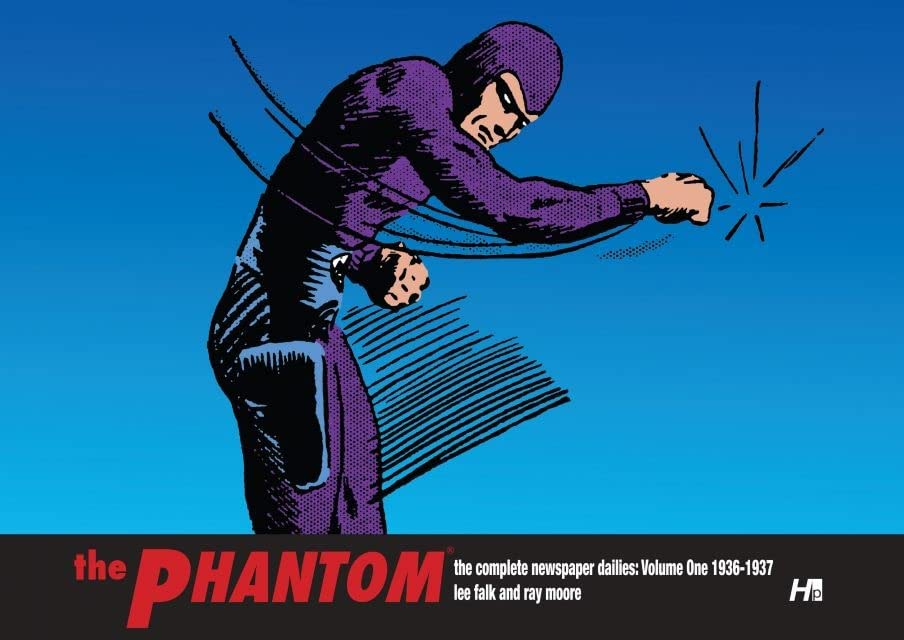 The Phantom: The Complete Dailies Vol. 1: 1936-1937