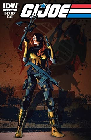 G.I. Joe (2011-2013) #17