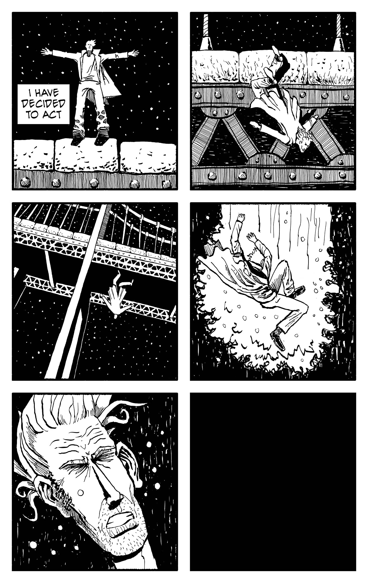 The Nowhere Man #1