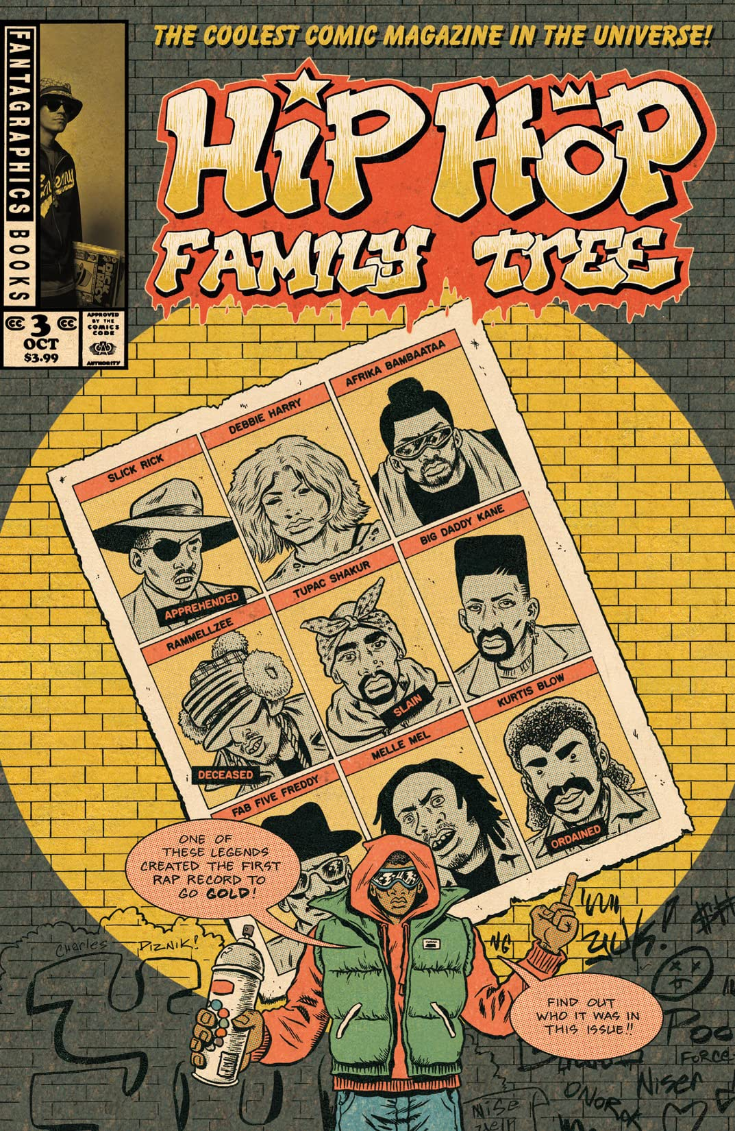 Hip Hop Family Tree #3