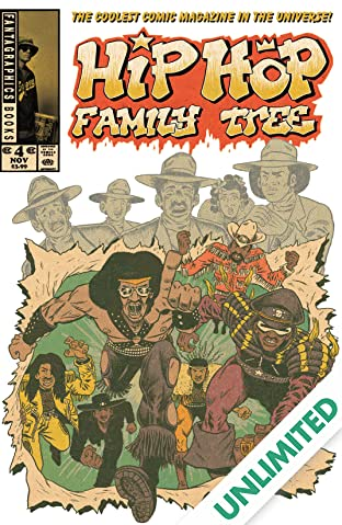 Hip Hop Family Tree #4